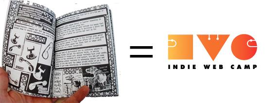 Zines = Indie Web
